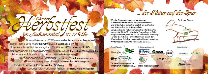 Herbstfest im Aukammtal